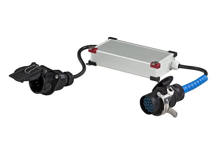 led adapter f r lkw nfz 24 volt secor t kfz electronic gmbh. Black Bedroom Furniture Sets. Home Design Ideas